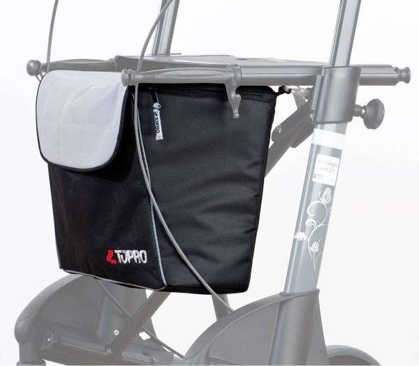 Einkaufstasche für Rollator Troja-Troja 2 G schwarz