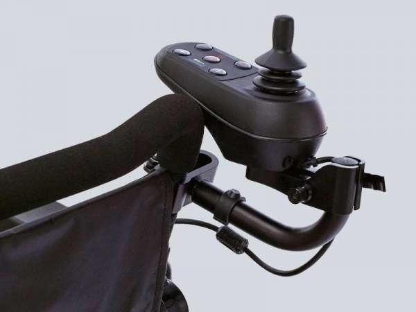 Joystick-Halterung hinten für Elektrorollstühle