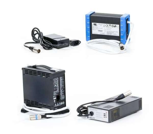 Ladegeräte für Elektromobile und Elektrorollstühle LS24-12-5 E (24 V 12-5 Ah)